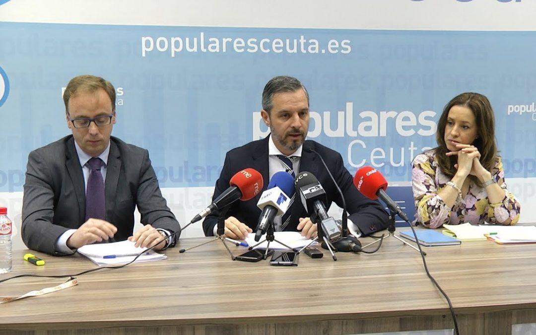 """Ceuta y Marruecos, una aduana comercial """"que existe"""", pero sometida a una relación de vaivenes"""