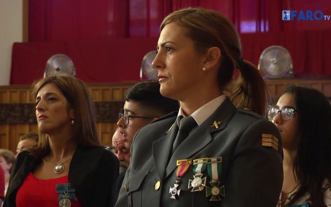 Misa en San José por la Patrona de la Guardia Civil