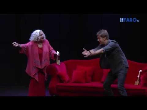 Lola Herrera y Juanjo Artero toman el Revellín