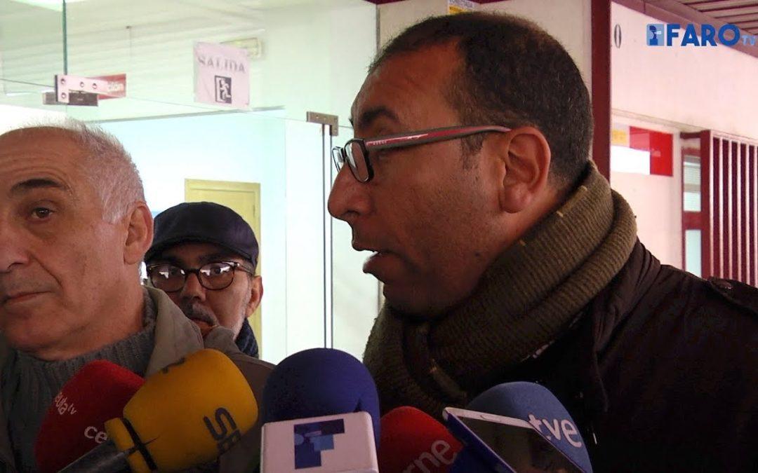 Caballas insiste en que el ICD no puede firmar la encomienda del Díaz Flor