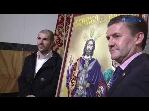La Pollinica presenta el cartel anunciador del Domingo de Ramos