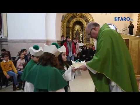 Celebrada la Misa de Infantes de la Cofradía de África