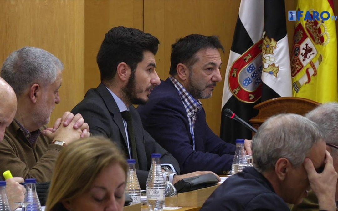 Pleno de control de Ceuta del 30 de enero del 2018