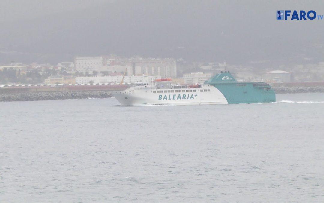 El Passió per Formentera vuelve a operar entre Ceuta y Algeciras