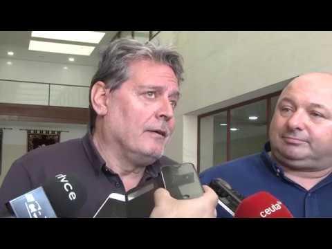 Carreira se muestra tranquilo ante la citación en el Juzgado por la denuncia de los sindicatos