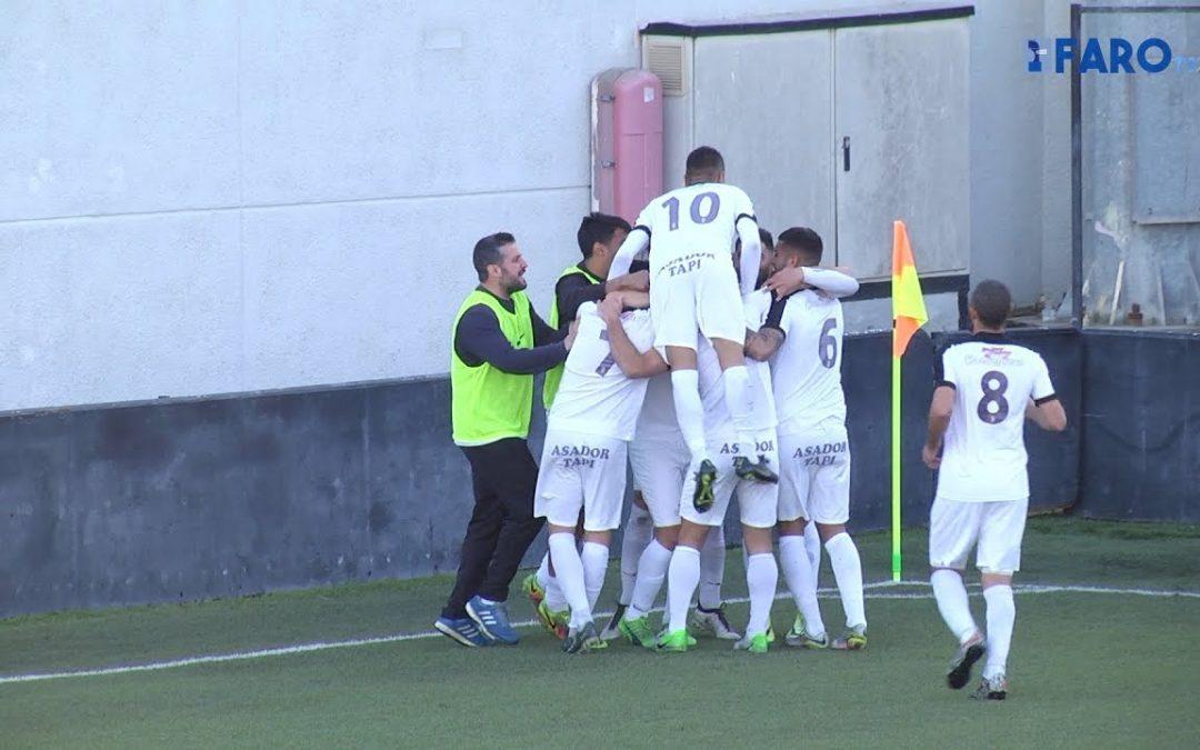 El Ceuta vence al Sanluqueño y se coloca tercero