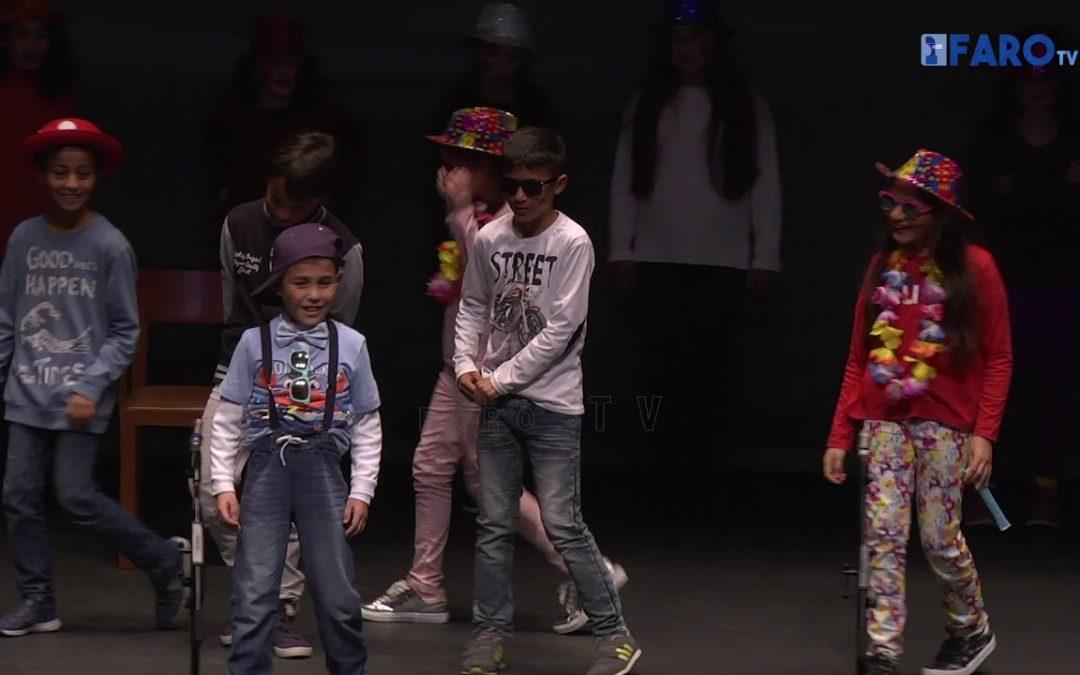 Cuarto día: Muestra de Teatro Infantil y Juvenil con el CEIP Reina Sofía y el CEE San Antonio