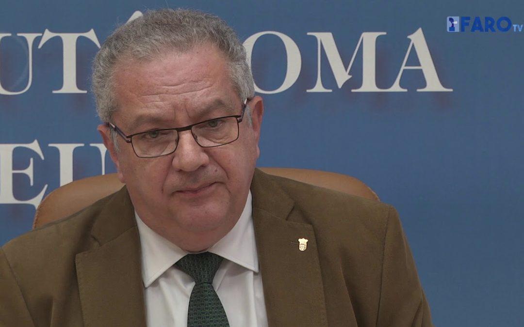 Hachuel afirma que Ceuta debe parecerse más a Málaga que a Castillejos