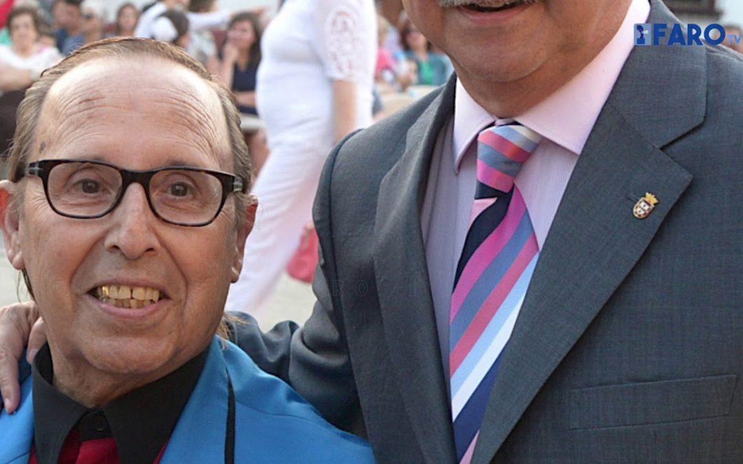 El pasodoble dedicado a Rafael Vargas en el Carnaval de Ceuta