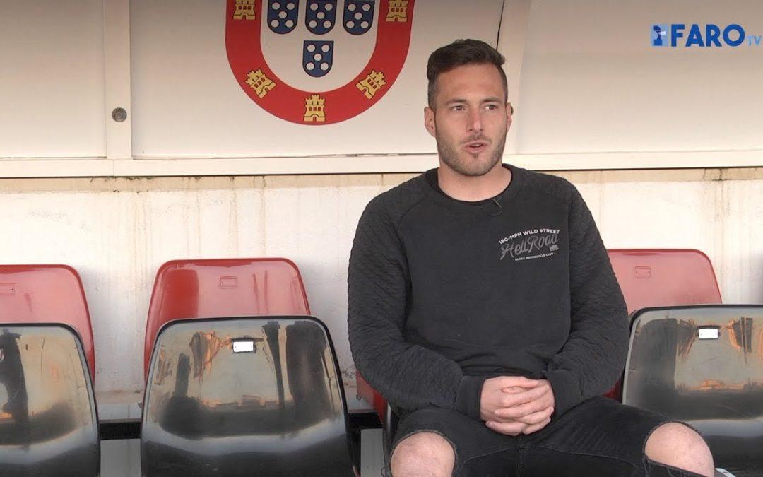 Entrevista a David Camps, delantero del AD Ceuta FC