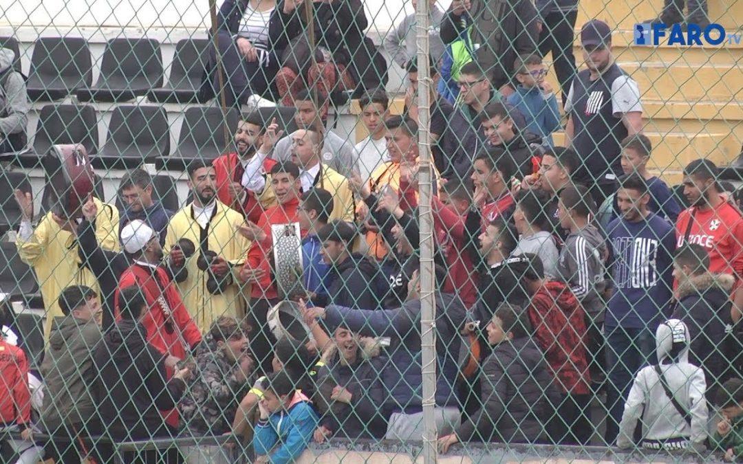 El Ceuta se aleja del liderato tras empatar ante el Espeleño