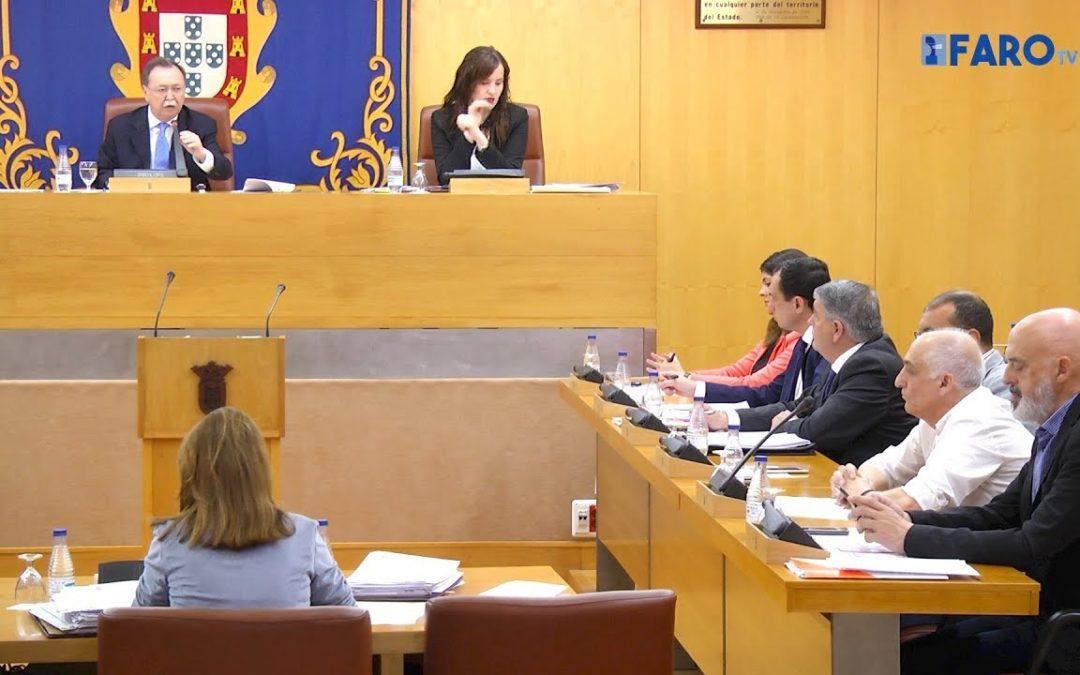 Enésimo enfrentamiento entre Vivas y Aróstegui en una sesión plenaria