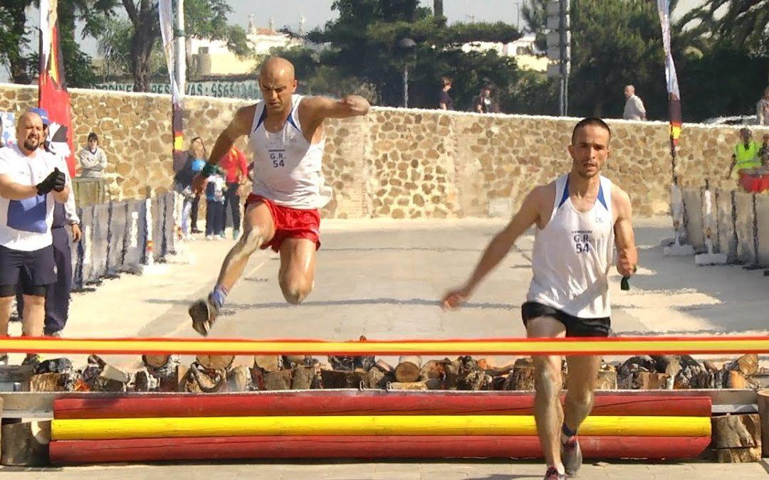 Desafío de los 300 en Ceuta: Así ha sido la carrera militar organizada por Regulares