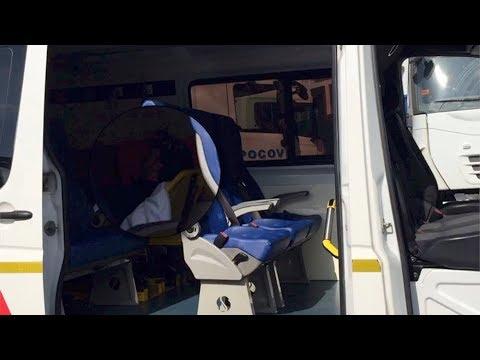 Dos trabajadores de una agencia de transportes agredidos en el puerto de Ceuta por varios inmigrante