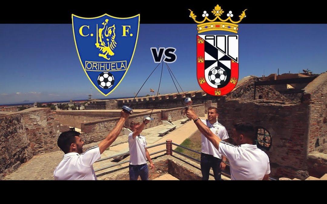 El Ceuta ya desenvaina su espada ante el Orihuela CF en su camino a 2ª División B