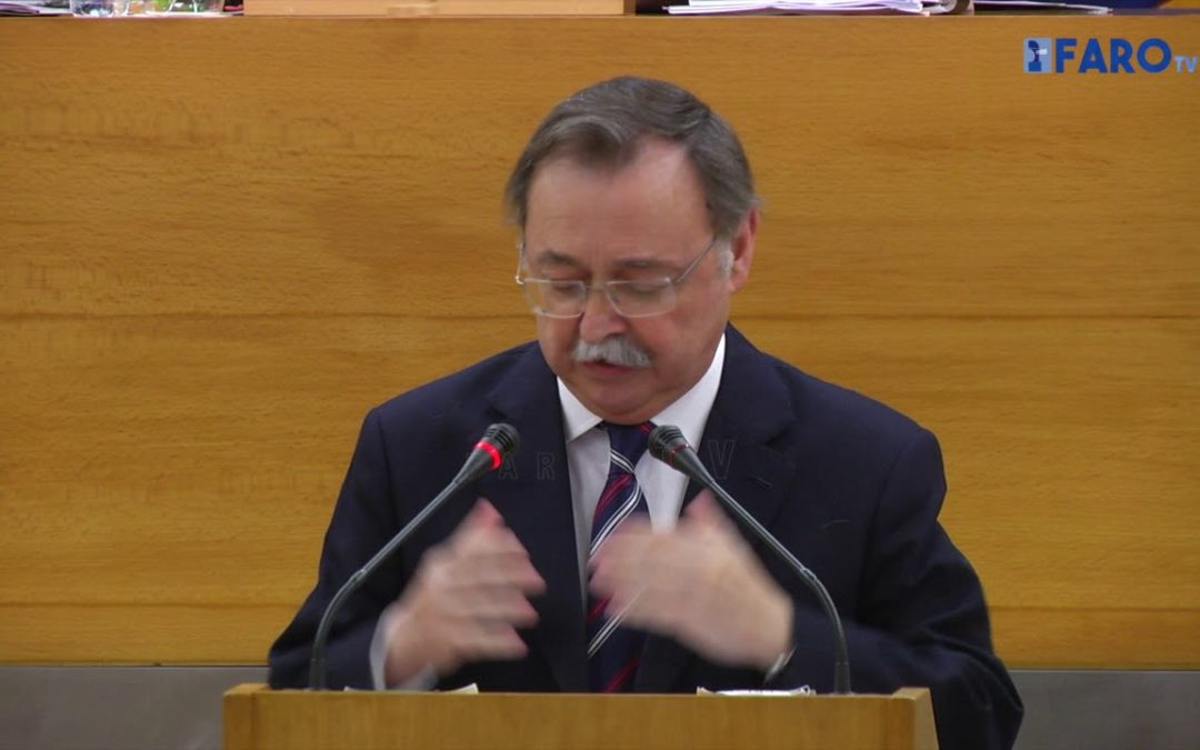 Debate del Estado de la Ciudad de Ceuta 2018 (II)