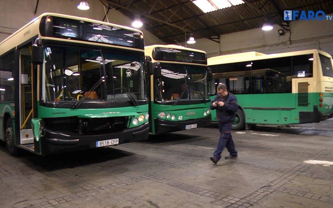 """Hachuel: """"Si los que apedrean autobuses son menores, requerimos a los padres que estén pendientes"""""""