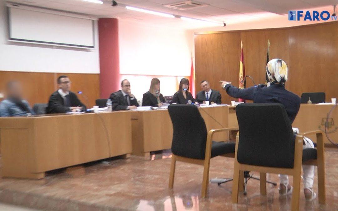 La viuda de 'Tafa Sodia' reconoce, sin dudas, al acusado como el segundo pistolero