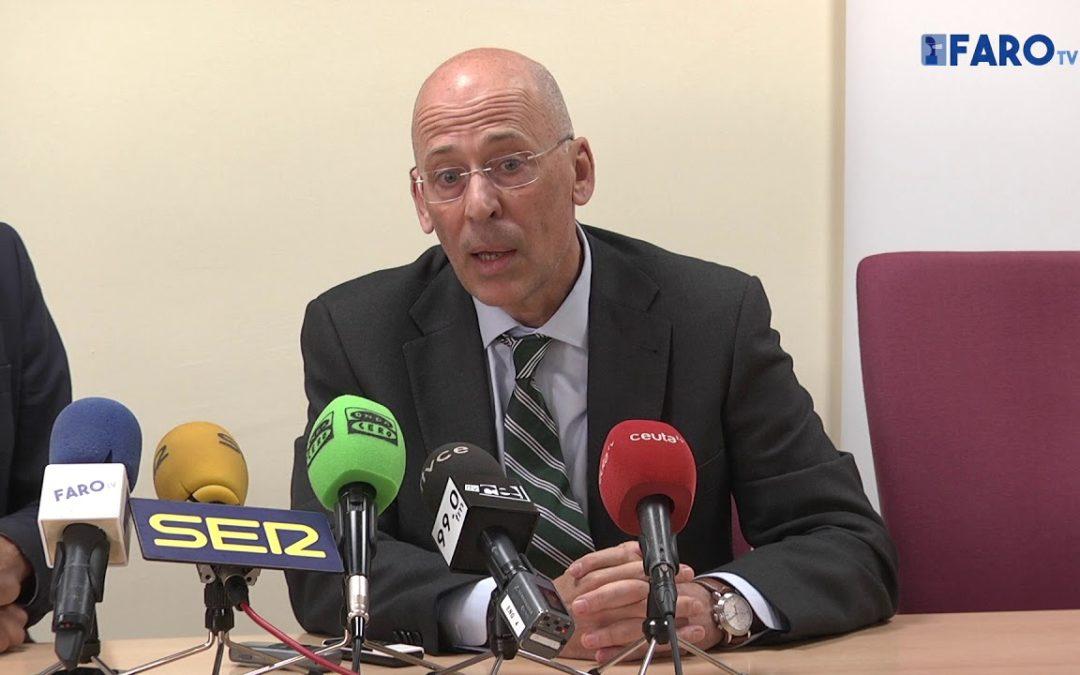 El MECD impulsará la formación dual en ciclos de FP en Ceuta