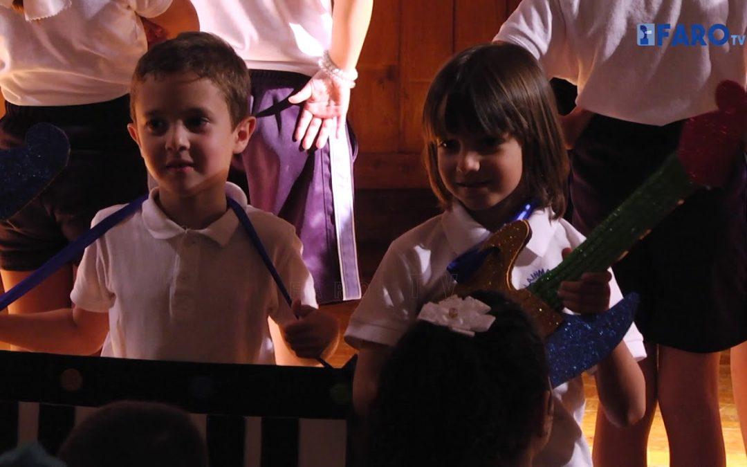 Graduación de Infantil en La Inmaculada