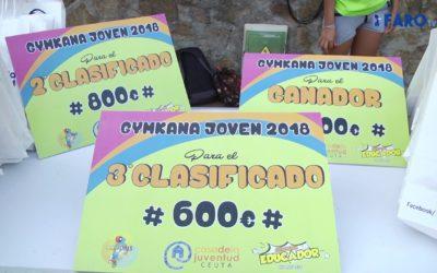 Los Vokajuniors se hacen con los 1.000 euros de la Gymkana Juvenil