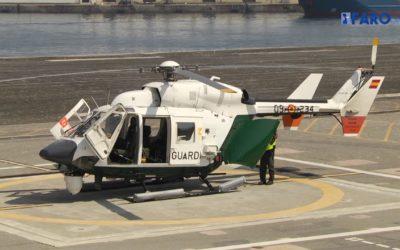 El Helipuerto de Ceuta está preparado para albergar más rutas