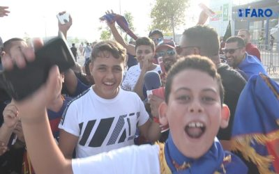 Supercopa de España en Tánger: Marruecos alberga un día para la historia del deporte