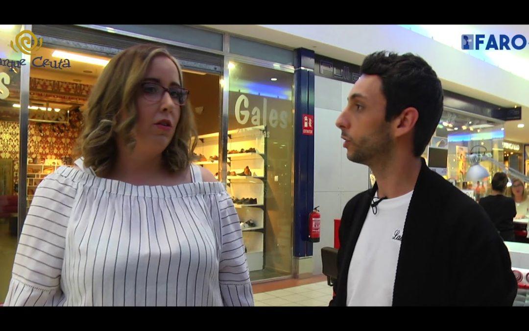 El Cambio del Centro Comercial Parque Ceuta – Martes día 2