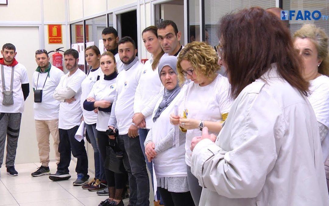 El polifuncional Mustafa Mizzian se suma a las reivindicaciones feministas