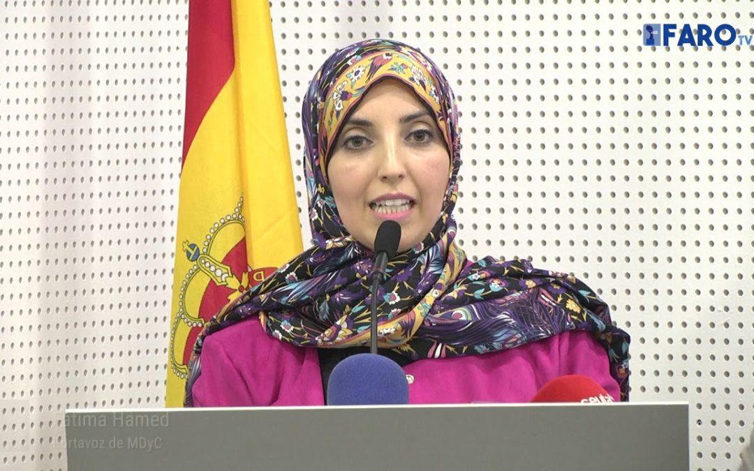 Un doctora Soraya teñido de reivindicación reconoce la labor de Habiba Abdelkader