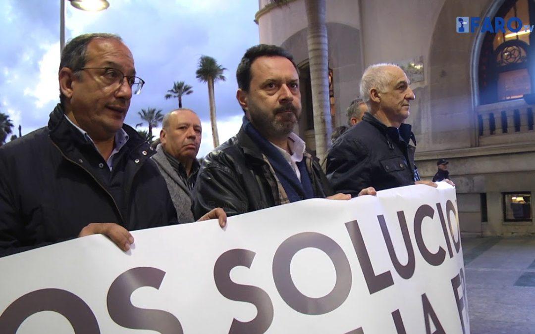 """Sindicatos, Confederación y Cámara gritan """"socorro"""" para """"salvar a la ciudad"""""""