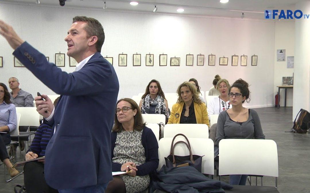 I Seminario de Grafología Ceuta: 'Estado físico y la grafología'