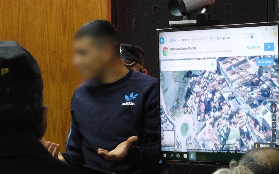 """Loquillo declara en el juicio por la muerte de Youssef: """"No vi al que disparó"""""""