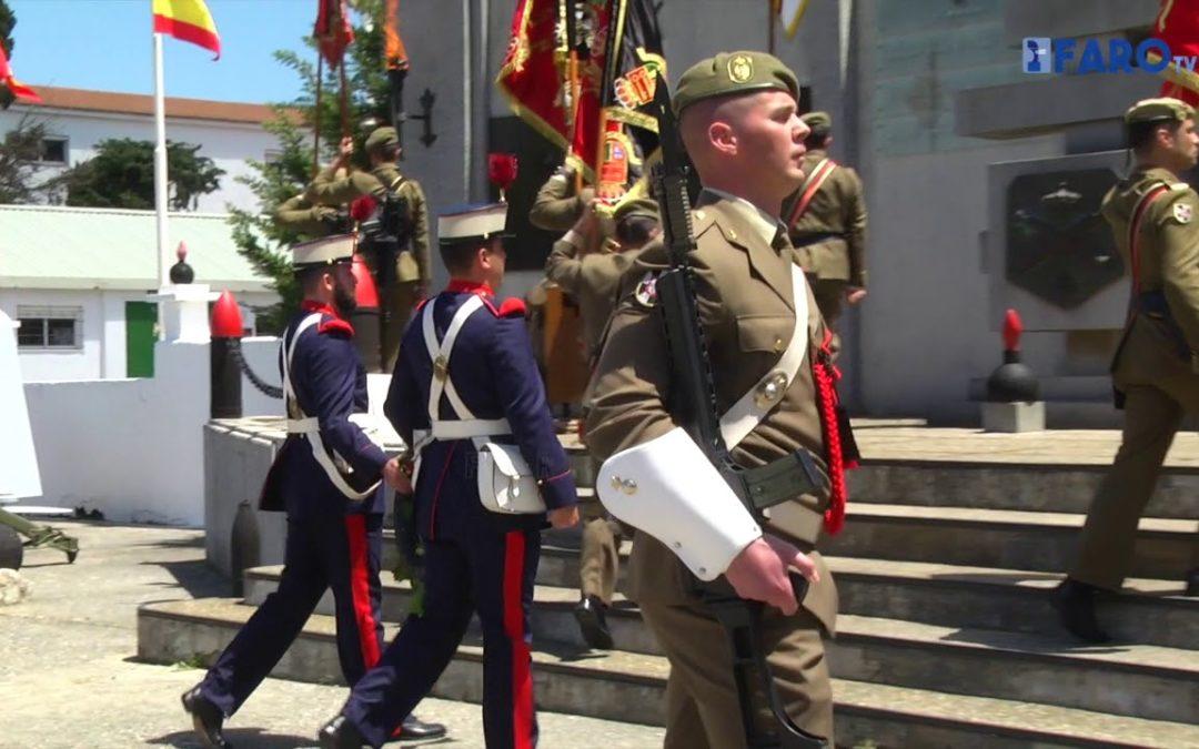 Homenaje a Daoíz y Velarde en Artillería