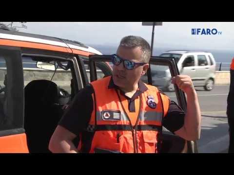 Prosigue la búsqueda de Manuel por acantilados de Ceuta