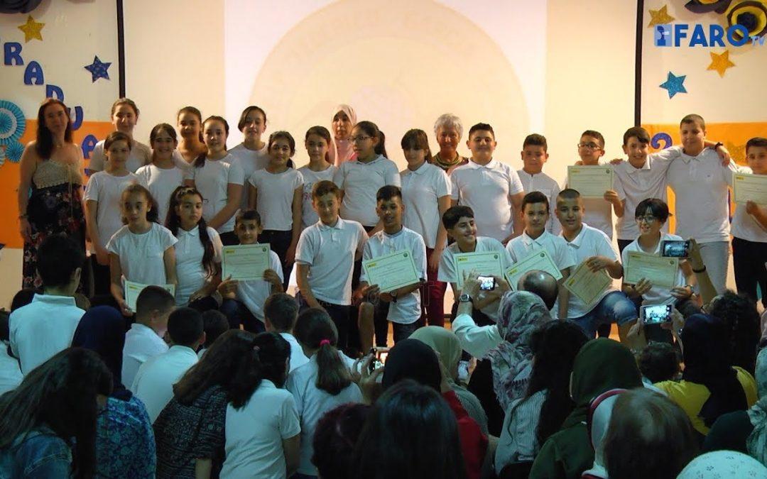 Graduación del colegio Federico García Lorca