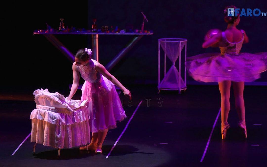 Las bailarinas de Founaud logran 'emoción arte'