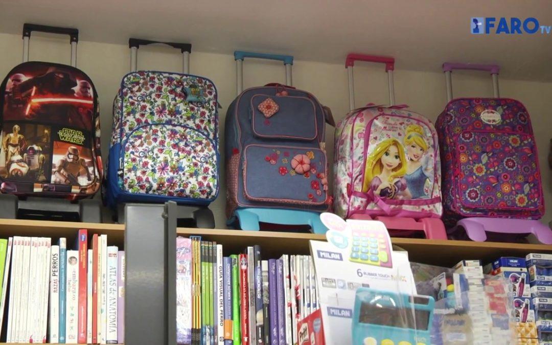 El programa de gratuidad universal de libros cubrirá Infantil y Primaria