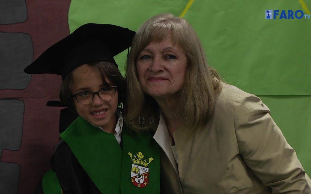 Graduación de Infantil en el 'José Acosta'