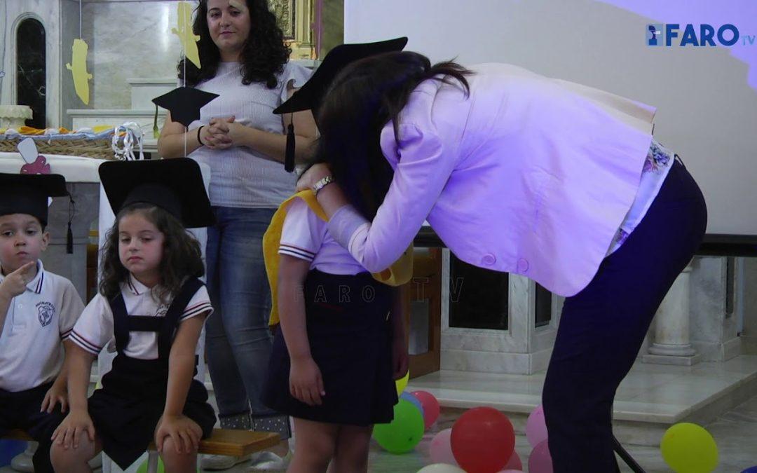Los pequeños del 'Santa María Micaela' se gradúan