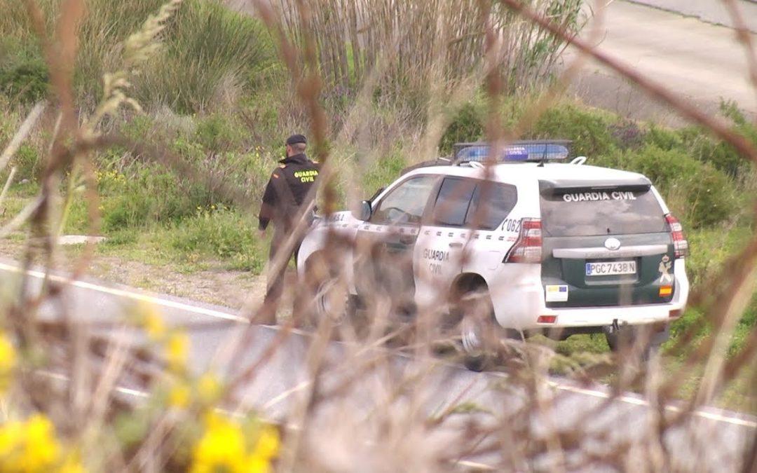 La Guardia Civil se despliega ante el aviso de acercamiento de 200 inmigrantes al vallado