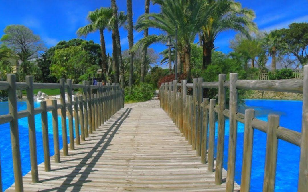 Parque Marítimo del Mediterráneo abre sus puertas al público