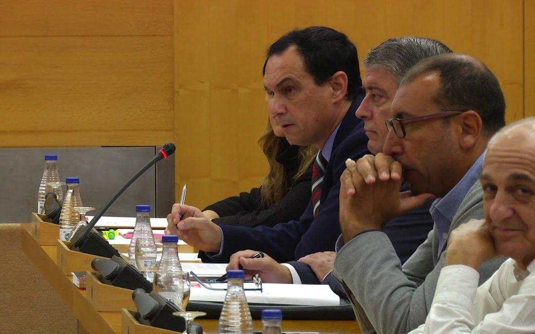 Pleno extraordinario Ceuta – 9 de Noviembre del 2018