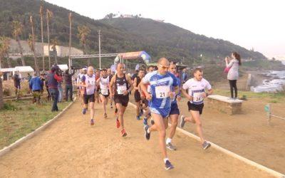 'Yeri' García se impone en el Campeonato de Ceuta de Cross