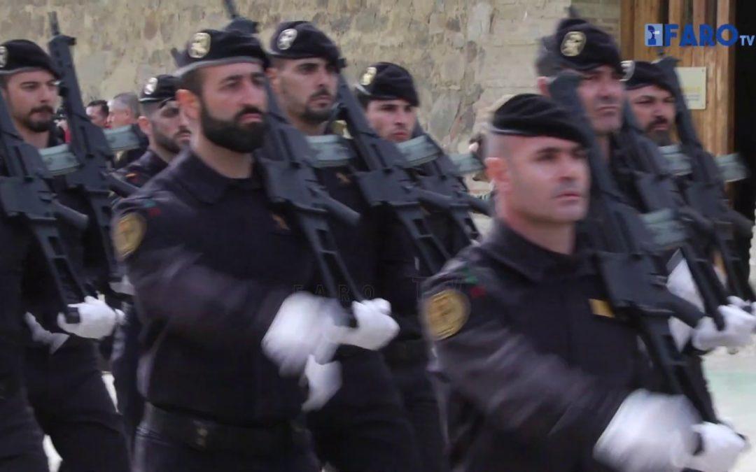 """El coronel de la Guardia Civil de Ceuta quiere mejorar las """"condiciones de vida"""" de los guardias"""