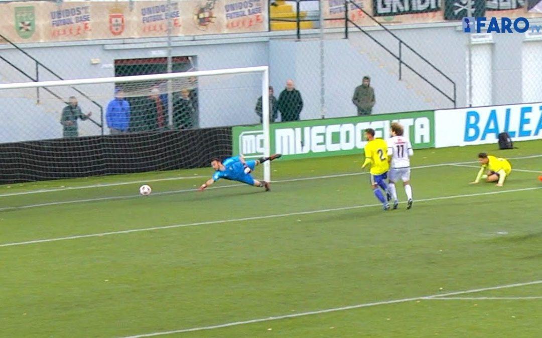 El líder pincha en el 'Murube'. AD Ceuta 2-0 Cádiz B