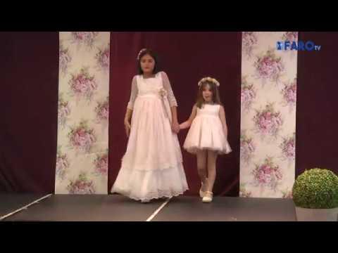 II Pase de Modelo de trajes de Comunión y Ceremonia