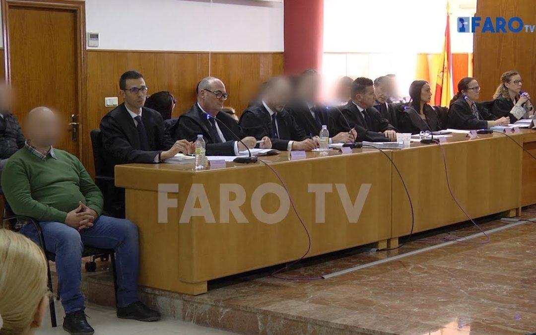 Los acusados por la muerte del 'Caniche' reconocen los hechos y se conforman con penas de prisión