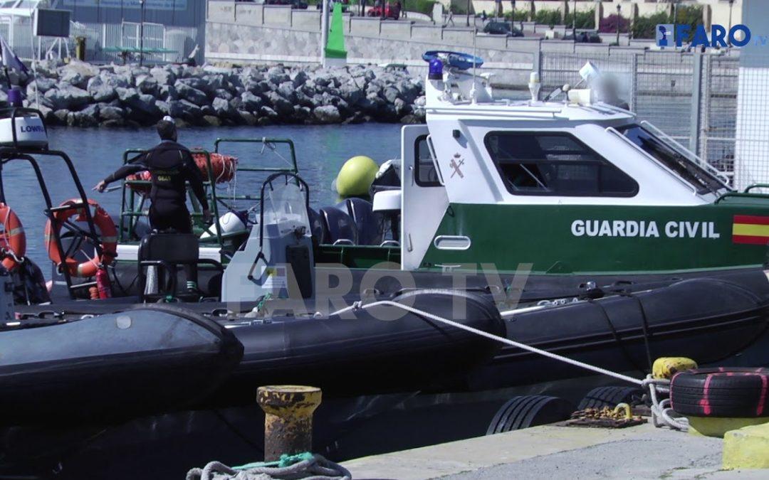 La Guardia Civil de Ceuta recupera un cadáver en el mar