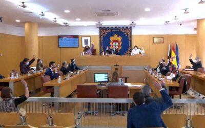 Sesión plenaria extraordinaria de la Asamblea de Ceuta